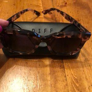Brand New Diff Carson polarized sunglasses